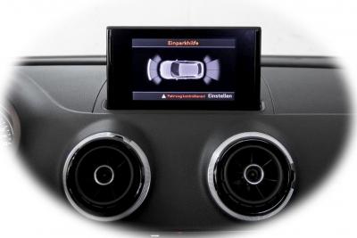 Czujniki parkowania Audi A3 8V APS przód + tył