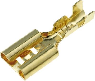 Konektor płaski żeński nieizolowany 4,7mm (0,5-1mm2)