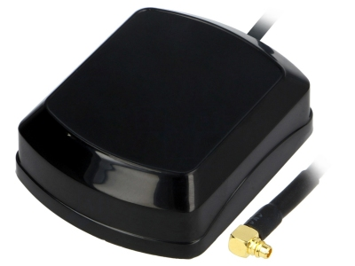 Antena GPS wewnętrzna MMCX-B 5m magnes