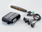 Czujniki parkowania EMG tył + wyświetlacz LED.