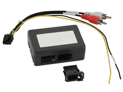 Aktywny adapter do uruchomienia wzmacniacza Most - analog. Mercedes CL,SL,CLS,S,SLK,E