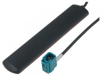 Antena UMTS, GSM wewnętrzna GSM-FAKRA 5m na szybę