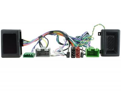 Adapter do sterowania z kierownicy Volvo V70 / XC70 2007 - 2011. Fabryczny wzmacniacz. CTSVL006.2