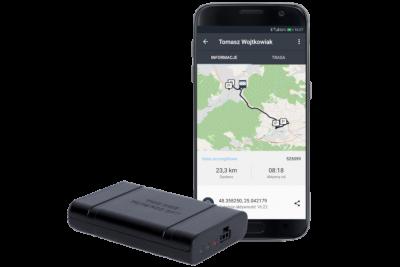 Lokalizator pojazdu GPS, GSM Flotis Compact