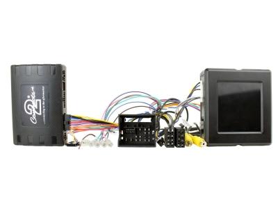 Info adapter VW Golf VII 2012->,  Polo 2014 -> MIB Composition Media z Dynaudio