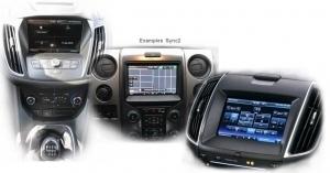 Sony 8 cali  Sync 2  - Interfejsy AV