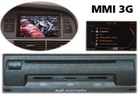 MMI HIGH 3G - Interfejsy AV
