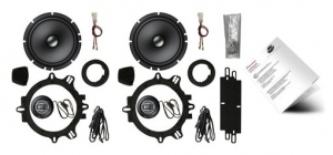 Głośniki dedykowane do samochodów Fiat