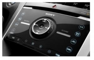Sony 8 cali MyFord Touch Radio - Interfejsy AV
