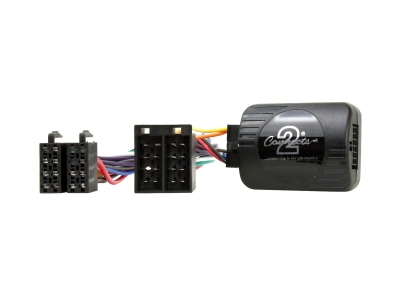 Adapter do sterowania z kierownicy Peugeot 206,406, 807,307,607, Partner CTSPG006