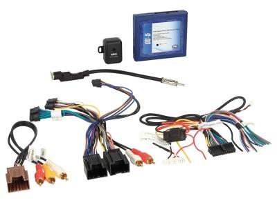 Adapter CAN-Bus sterowanie z kierownicy, uruchomienie wzmacniacza, kamery Chevrolet, Suzuki, Hummer, Buick, Cadillac, GMC, Pontiac, Saturn