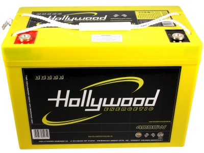 Akumulator Hollywood SPV-80 12V, 4000W, 100Ah