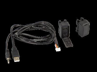 Adapter AUX/USB Isuzu D-Max 11/2020 - 2021