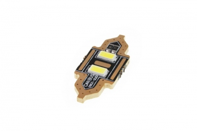 Żarówka LED STANDARD Festoon C5W 2xSMD 5730 12V 31mm