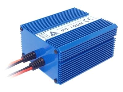 Przetwornica napięcia 10÷30 VDC / 24 VDC PC-100H-24V 100W IZOLACJA GALWANICZNA