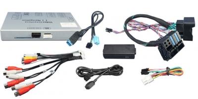 Interfejs 2xAV,RGB,Kamera Volvo Sensus Connect 2014