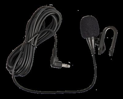 Uniwersalny mikrofon BT dla Dension Gateway Lite BT, Pro BT, 500S BT