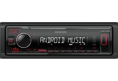 Radio samochodowe Kenwood KMM-105RY