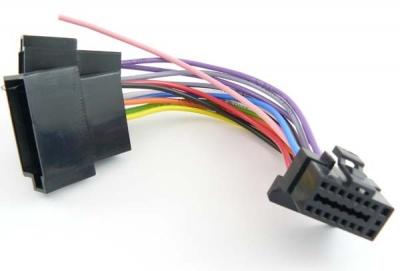 Złącze Alpine CDA 7854R ISO