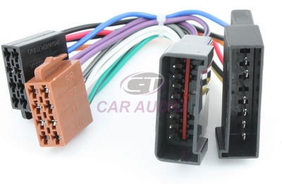 Adapter VW Sharan/Ford Galaxy ISO