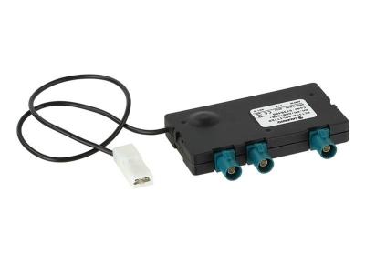 Aktywny rozgałęźnik antenowy; AM/FM/DAB/ DAB+; zestaw