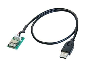 AUX/USB zamiennik Suzuki Swift 2010->
