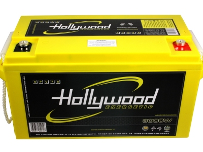 Akumulator Hollywood SPV-70 12V, 3000W, 70Ah
