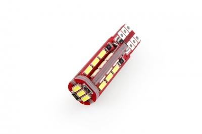 Żarówka LED CANBUS T10e W5W 27xSMD 4014 12V