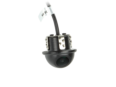 Uniwersalna kamera cofania z linami pomocniczymi okrągła