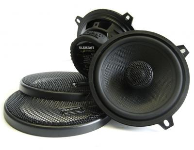 Głośniki samochodowe u-Dimension EL Coax 5