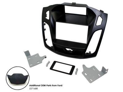 Ramka radiowa 2 DIN Ford Focus 2015 ->