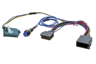 Adapter Plug&Play do montażu VW MFD i Audi Navi Plus