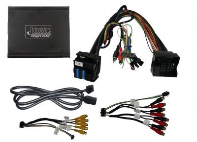 Kontroler Multimediów dla BMW CCC,M-ASK 10-Pin LVDS