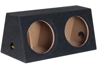 Obudowa głośnikowa 30cm/2x30l