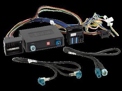 Adapter do kamery Audi MMI3G, MMI3G+ A4 (B8), A5 (8T), A6 (4F), A7 (4G), A8 (4E), Q5 (8R), Q7 (4L)