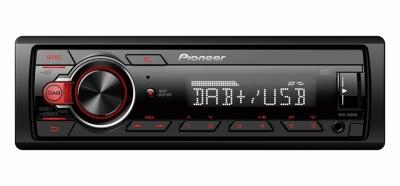 Radio samochodowe Pioneer MVH-130DAB