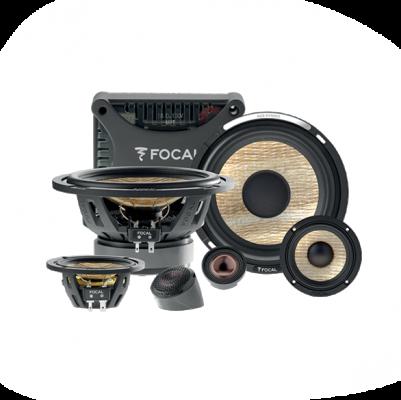 Głośniki samochodowe Focal PS 165 F3E