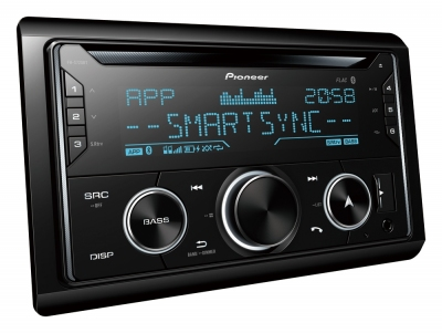 Radio samochodowe Pioneer FH-S720BT