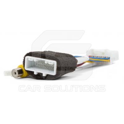 Adapter do podłączenia kamery cofania do monitora Toyota Touch 2 / Entune .