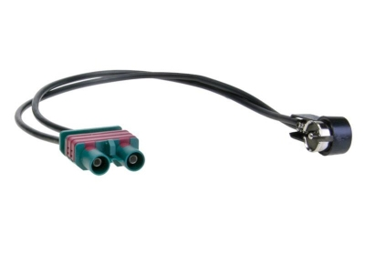 Adapter antenowy Volvo 2004 -> na ISO