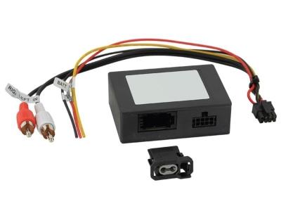 Aktywny adapter do uruchomienia wzmacniacza Most - analog. Mercedes M,GL,R, Porsche Cayenne, 911