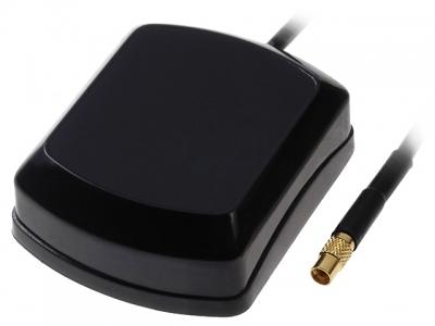 Antena GPS wewnętrzna MMCX-C 5m magnes