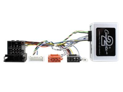 Adapter do sterowania z kierownicy Hyundai ix35 z fabrycznym wzmacniaczem i nawigacją. CTSHY009.2