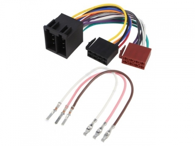 Wtyk ISO 2x8 - gniazdo ISO 16 (16 pin )