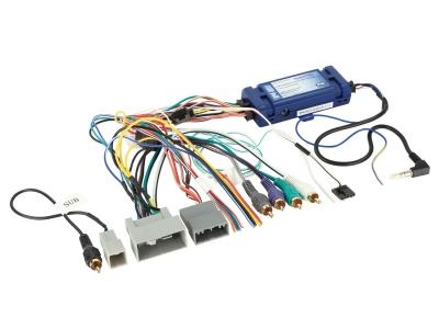 Adapter do kierownicy Honda Civic, CR-V, Fit, HR-V, 24Pin/20Pin/8Pin Amp