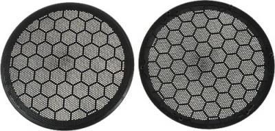 Maskownice głośnikowe Seat Leon 2000->czarna