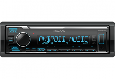Radio samochodowe Kenwood KMM-125