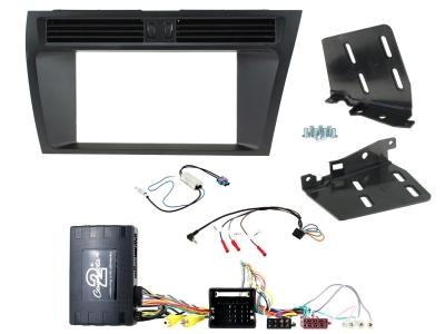 Zestaw montażowy 2 DIN CTKAU11 do pojazdów Audi z kierownicą po prawej stronie A4, A5