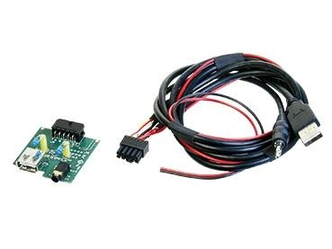 AUX/USB zamiennik Hyundai Veloster 2011->