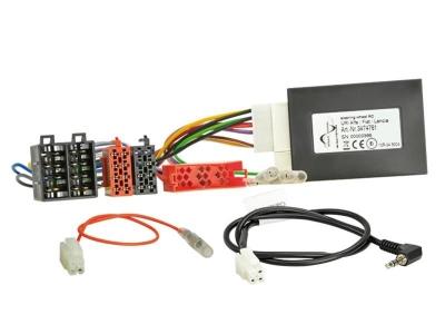 Adapter do sterowania z kierownicy DAF radia JVC